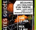L'heure bleu: Découvrez les coulisses d'un théâtre