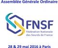 FNSF: Assemblée Générale Ordinaire 28 & 29 mai à Paris