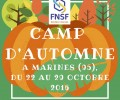 FNSF-JSF: CAMP D'AUTOMNE 2016 – Information – programme