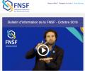 Bulletin d'information de la FNSF – Octobre 2016