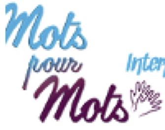 Mots pour Mots (mardi 6 mars)