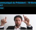 [FNSF] Communiqué du Président 02/2017