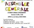 ASG38: Assemblée Générale Extraordinaire – 23 Juin 2017