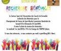 Recherche Bénévoles pour le Championnat (Secteur Sport) le 1er Juin  + Video LSF