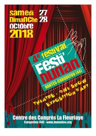 4éme Festival du  Festi'dunan le 27-28 octobre 2018