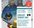 Circuit Street Art en LSF ( 8 sept et 10 Nov)