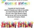 Recherche 10 Bénévoles pour le 24 novembre + lien vidéo en LSF (pour explication)