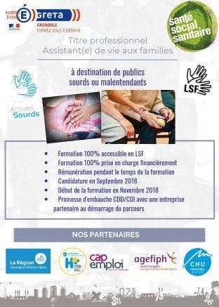 Info Greta (Cours LSF )