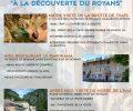 Diverti'Signes ASG: A la découverte du royans – Samedi 25 Mai 2019 –